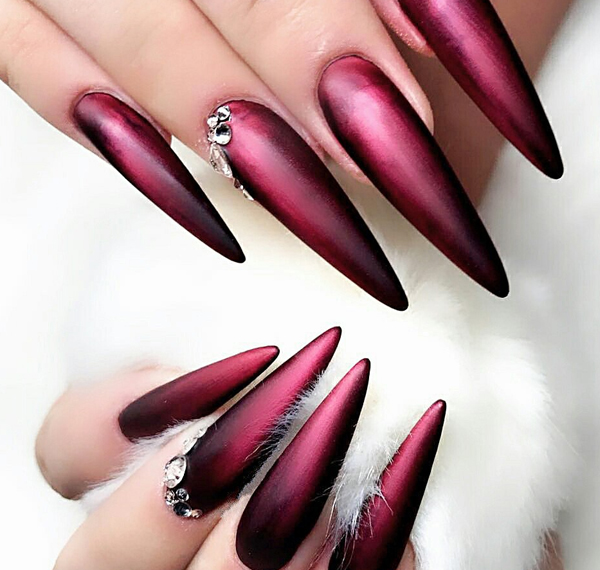 nail shape design