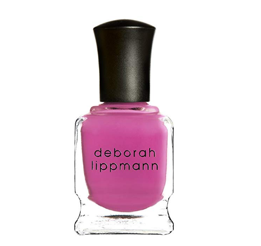 deborah lippmann whip it nail color