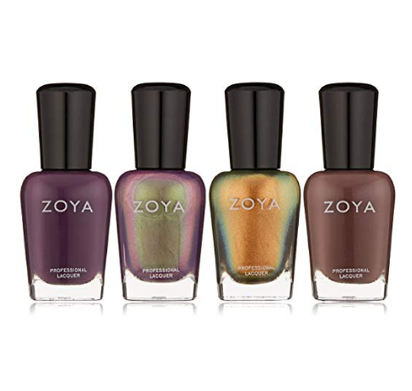Zoya Tis The Season